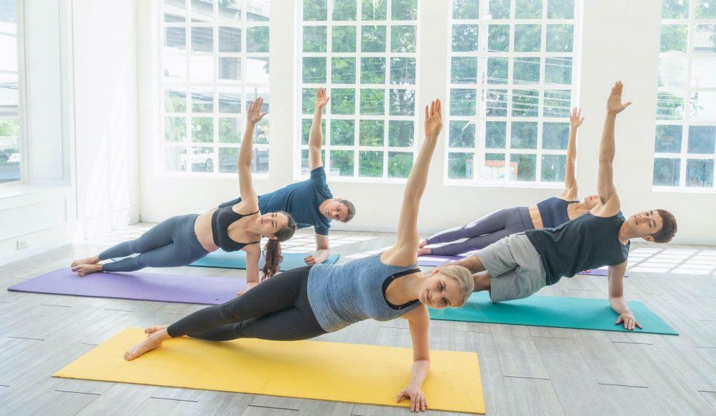 Pilates in Cornwall - Ruth Bennett